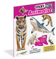 Jacket Image For: Sticky Facts: Animals