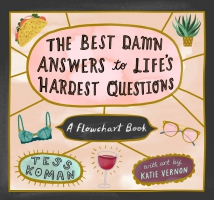 Jacket Image For: The Best Damn Answers to Life's Hardest Questions