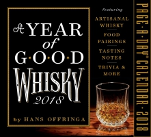 Jacket Image For: A Year of Good Whisky Page-A-Day Calendar 2018