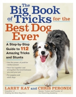 Jacket Image For: The Big Book of Tricks for the Best Dog Ever