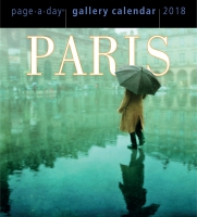 Jacket Image For: Paris Page-A-Day Gallery Calendar 2018