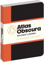 Jacket Image For: Atlas Obscura Explorer's Journal