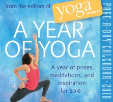 Jacket Image For: A Year of Yoga Page-A-Day Calendar 2018