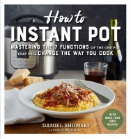 Jacket Image For: How to Instant Pot