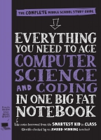 Jacket Image For: Everything You Need to Ace Computer Science and Coding in One Big Fat Notebook