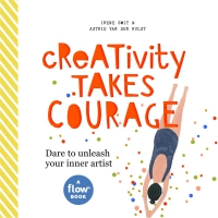 Jacket Image For: Creativity Takes Courage