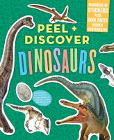 Jacket Image For: Peel & Discover: Dinosaurs