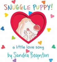 Jacket Image For: Snuggle Puppy! (Lap Edition)