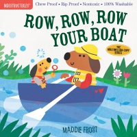Jacket Image For: Indestructibles: Row, Row, Row Your Boat