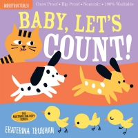 Jacket Image For: Indestructibles: Baby, Let's Count!
