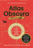 Jacket Image For: Atlas Obscura, 2nd Edition