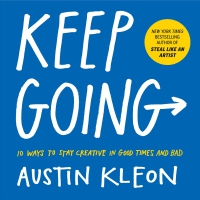 Jacket Image For: Keep Going