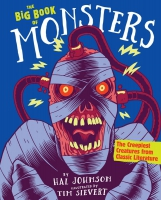 Jacket Image For: The Big Book of Monsters