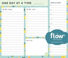 Jacket Image For: One Day at a Time Daily List Pad