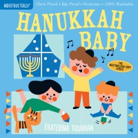 Jacket Image For: Indestructibles: Hanukkah Baby