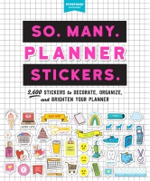 Jacket Image For: So. Many. Planner Stickers.