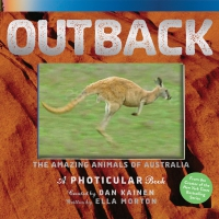 Jacket Image For: Outback: The Amazing Animals of Australia