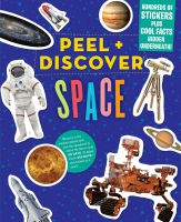 Jacket Image For: Peel & Discover: Space