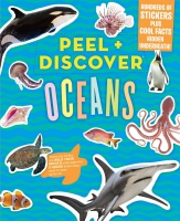 Jacket Image For: Peel & Discover: Oceans