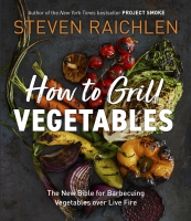 Jacket Image For: How to Grill Vegetables