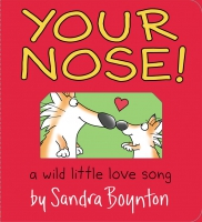 Jacket Image For: Your Nose!