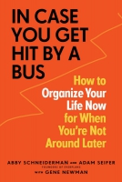 Jacket Image For: In Case You Get Hit by a Bus