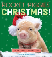 Jacket Image For: Pocket Piggies: Christmas!