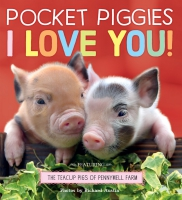 Jacket Image For: Pocket Piggies: I Love You!
