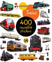Jacket Image For: Eyelike Stickers: Trains