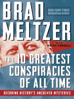 Jacket Image For: The 10 Greatest Conspiracies of All Time