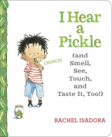 Jacket Image For: I Hear a Pickle