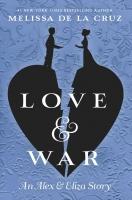 Jacket Image For: Love & War