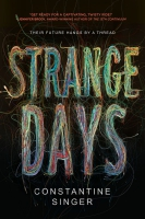 Jacket Image For: Strange Days