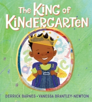 Jacket Image For: The King of Kindergarten