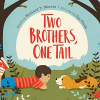 Jacket Image For: Two Brothers, One Tail