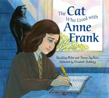 Jacket Image For: The Cat Who Lived With Anne Frank
