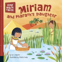 Jacket Image For: Miriam and Pharaoh's Daughter