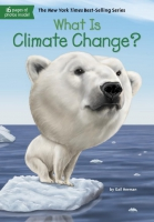 Jacket Image For: What Is Climate Change?