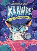 Jacket Image For: Klawde: Evil Alien Warlord Cat #1