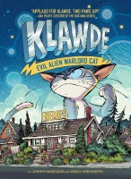 Jacket Image For: Klawde: Evil Alien Warlord Cat: Enemies #2