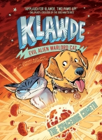 Jacket Image For: Klawde: Evil Alien Warlord Cat: The Spacedog Cometh #3