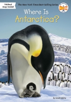 Jacket Image For: Where Is Antarctica?