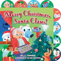 Jacket Image For: Merry Christmas, Santa Claus!