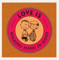 Jacket Image For: Love Is Walking Hand in Hand