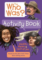 Jacket Image For: The Who Was? Activity Book