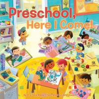 Jacket Image For: Preschool, Here I Come!