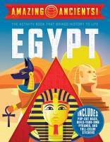 Jacket Image For: Amazing Ancients!: Egypt