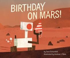 Jacket Image For: Birthday on Mars!