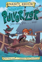 Jacket Image For: Princess Pulveriser Yo-Ho, Yo . . . NO! #8