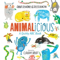 Jacket Image For: Animalicious